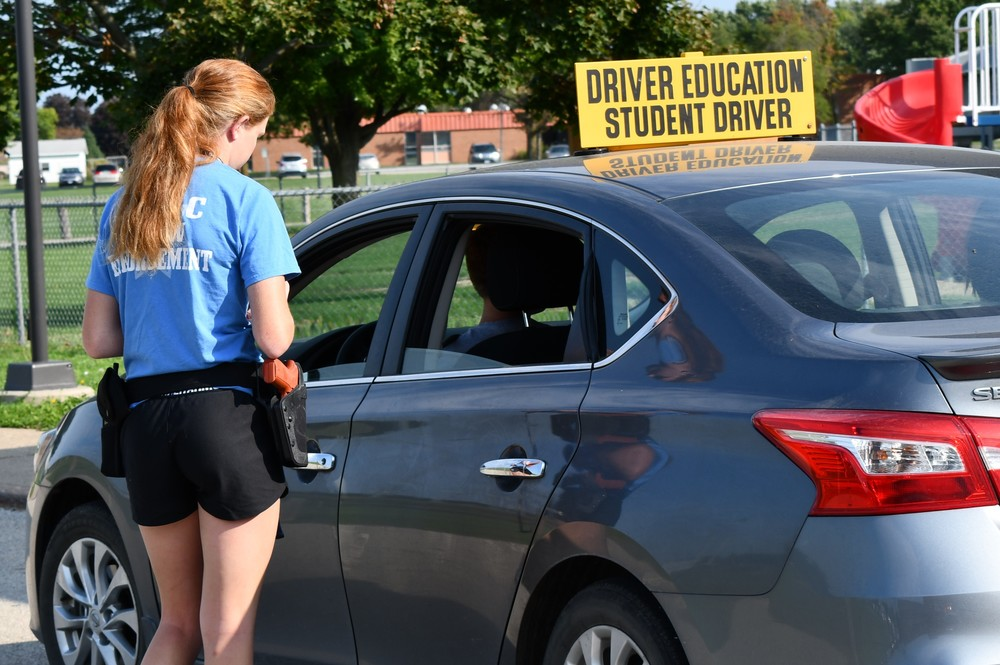 Traffic Stops and Drivers Education