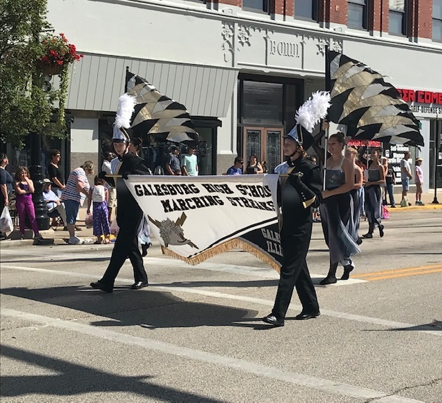 Galesburg Labor Day Parade