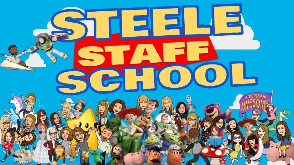 GET TO KNOW THE STEELE SCHOOL STAFF!