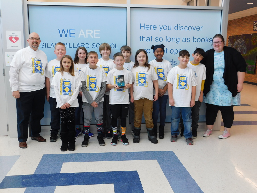 Silas Willard Robotics Team