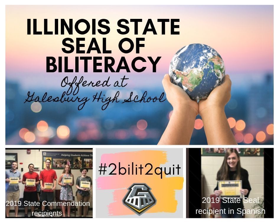 IL State Seal of Biliteracy