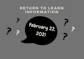 Return to Learn Information