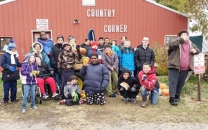 Fun at Country Corner!