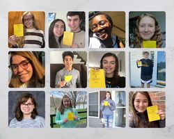 Part 3:  GHS National Honor Society's Virtual Tapping Event