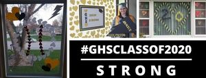 Heart Hunters Group Supports GHS Graduates