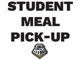 Student Meal Pick-Up Information