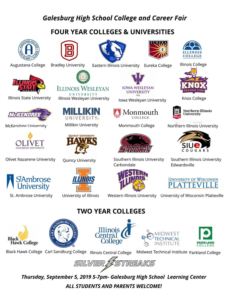 2019 Career and College Fair