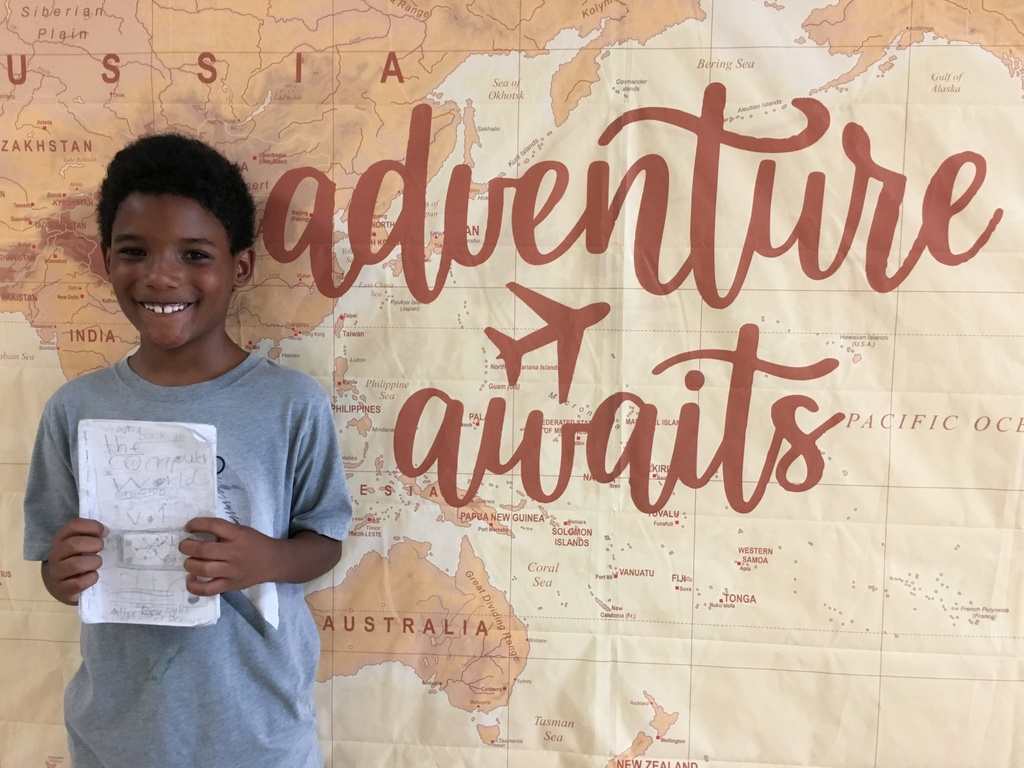 Gale Explorer of the Week 9/13/19 (showing off his own book).