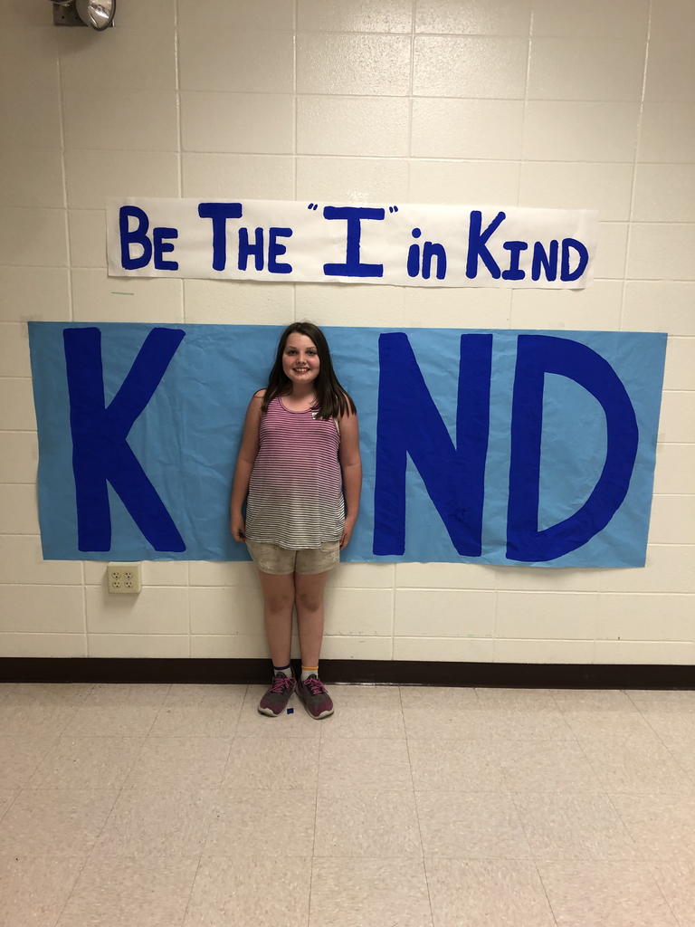 Kind is the new cool!