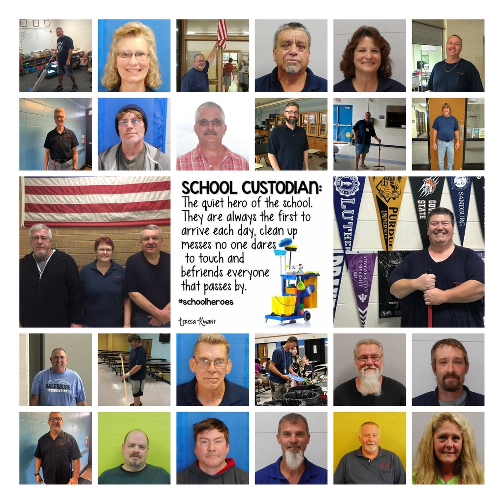 School Custodians