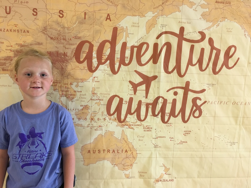 One of our Explorers of the Week from 10-11-19