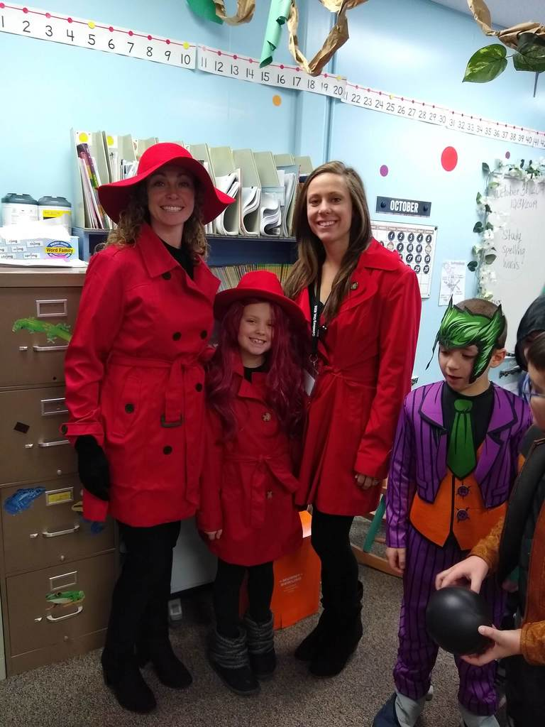 We found Carmen Sandiego!