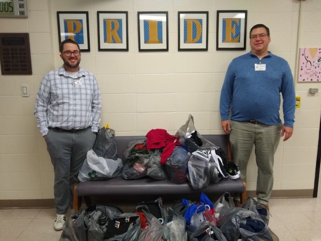 A generous donation from FUMC!