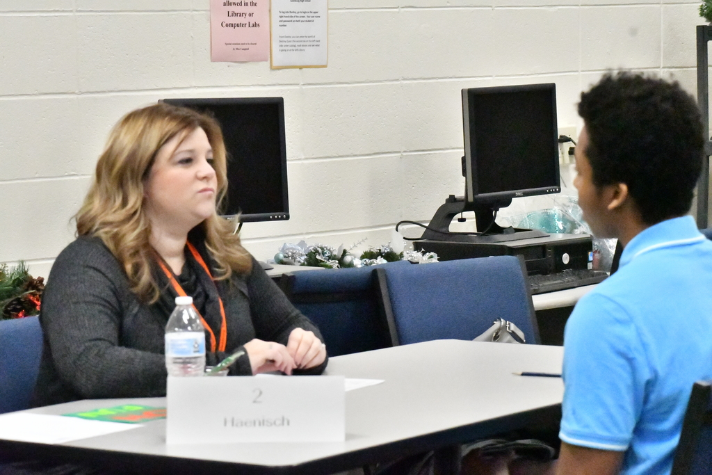 Interview with GHS Student