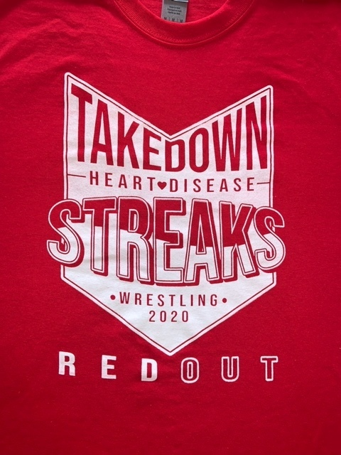 Red Out Tshirt