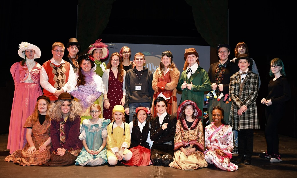 Cast and Crew of James and the Giant Peach