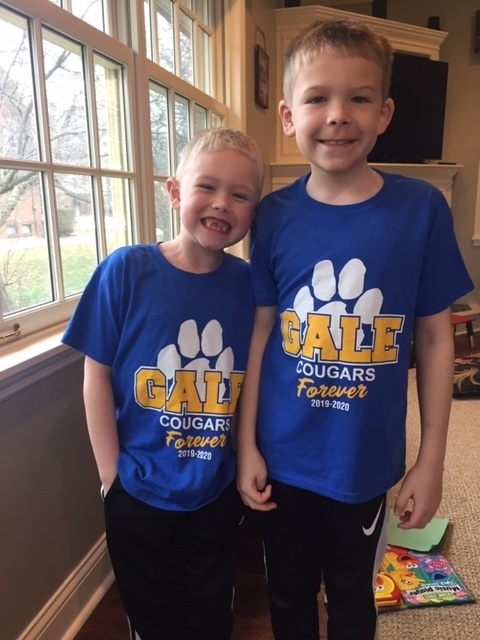 Proud Gale Cougars!