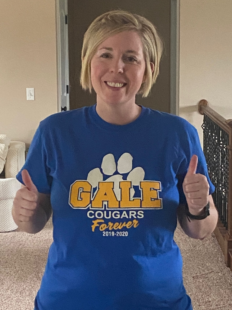 Gale Cougar Forever!