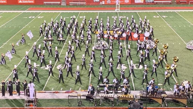 GHS marching band